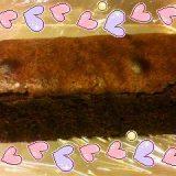 チョコブランデーケーキ