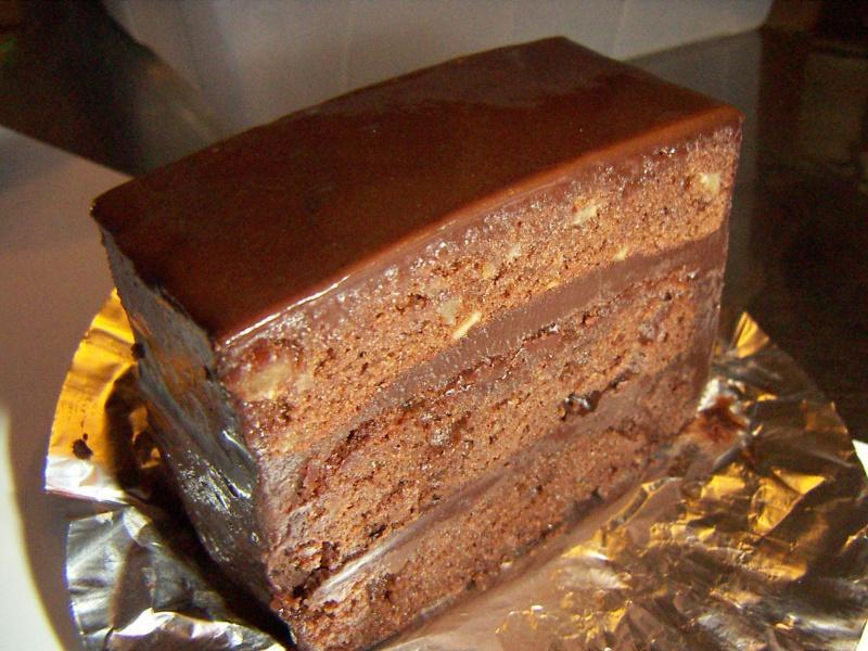 チョコレートケーキ「アルハンブラ」