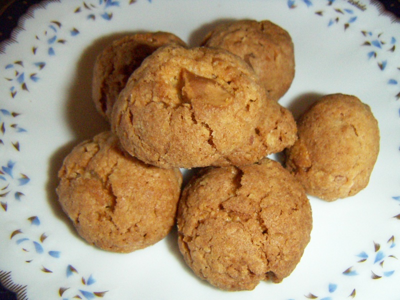マカダミアンナッツクッキー